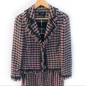 Karen Kane Lifestyle 2 piece Skirt & Blazer Sz 8